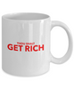 Image of Thou Shalt Get Rich Mug 6