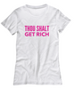 Image of Thou Shalt Get Rich Shirt 5
