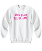 Image of Thou Shalt Kill The Game Sweatshirt 2