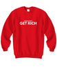 Image of Thou Shalt Get Rich Sweatshirt 6