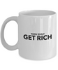 Image of Thou Shalt Get Rich Mug 7