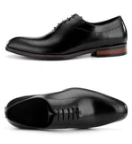 Mens Vintage Calf Leather Buiness Casual shoes ,Brogue Formal Shoes,Lace Up Dress Shoes