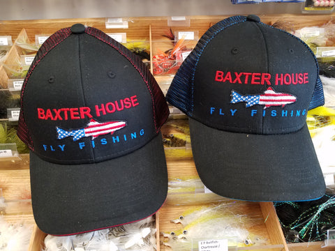 Baxter House, American Trout Cap