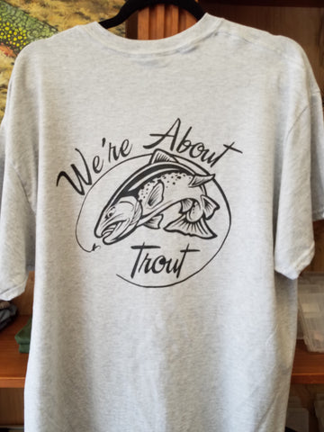 Roscoe, NY - All About Trout T-Shirts
