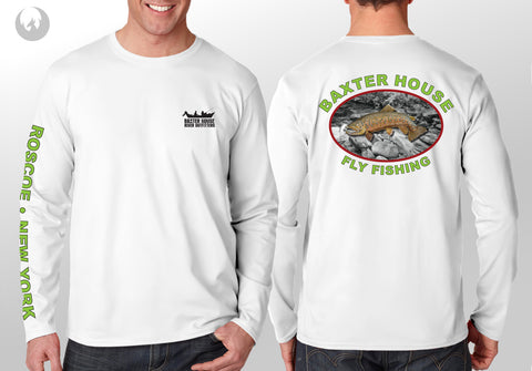 Baxter House Outfitters Long Sleeve Performance Crew Neck