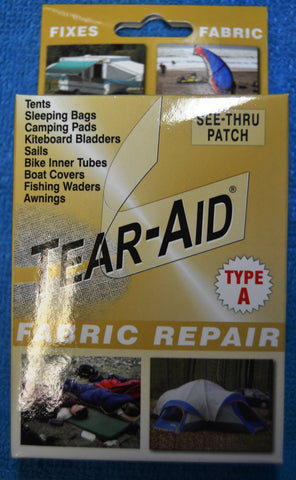 Tear - Aid Patch Kit / Fabric Repair.