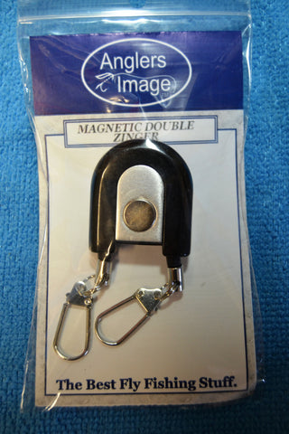 Magnetic Double Zinger - Anglers Image