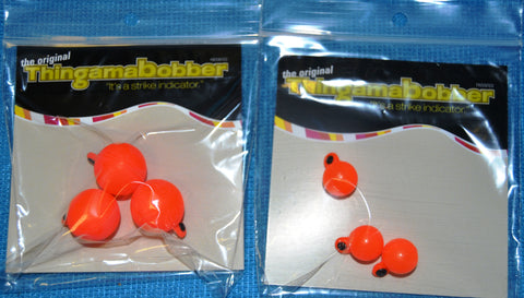 Thingamabobber Orange - Strike Indicators - 2 SIZES