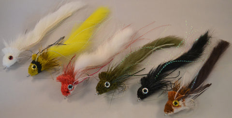 Dahlberg Diver Rabbit Strip Fly