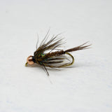 BH Soft Hackle Mayfly Nymph