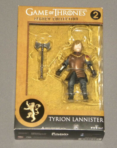 Tyrion Lannister Game of Thrones Legacy Collection Action Figure Funko NEW