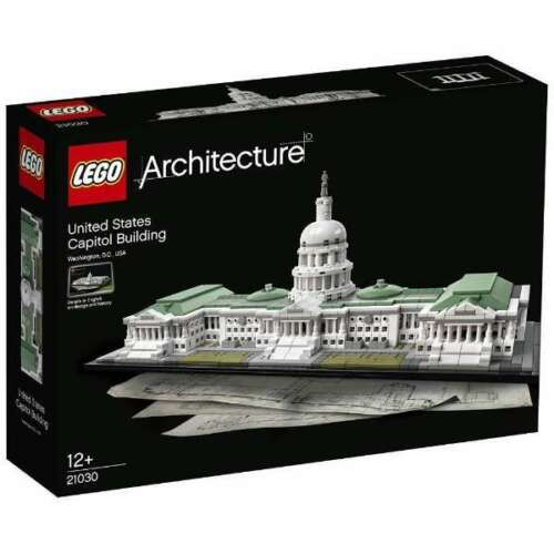 LEGO United States Capitol Building USA 21030 Architecture building Set NEW