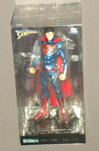 Kotobukiya Superman Justice League ArtFX+ Statue Model Kit Figure The New 52