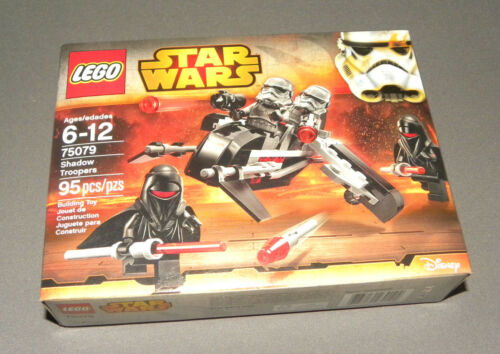 Star Wars LEGO Shadow Troopers Rebels Set 75079 4 Minifigures NEW