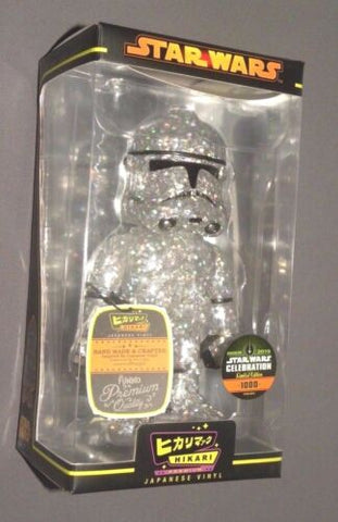 Funko Hikari Vinyl Star Wars Star Clone Trooper Figure Celebration Exclusive