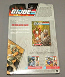 GI Joe Comic 2 Pack Hard Master & Snake Eyes Larry Hama