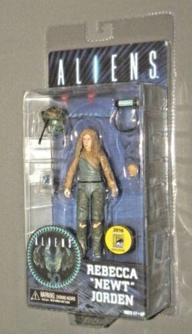 "Aliens Rebecca NEWT Jordan SDCC Exclusvie 7"" NECA Reel Toys Figure 2016 NEW"