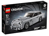 LEGO James Bond Aston Marton DB5 CREATOR 10262 Expert Silver Car Vehicle