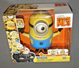 Despicable Me 3 ME3 Minion Deluxe Talking Stuart Figure Free Moving Eyes & Arms