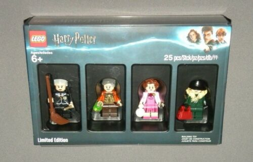 LEGO Bricktober 2018 Harry Potter 5005254 Limited Edition Minifigure Set