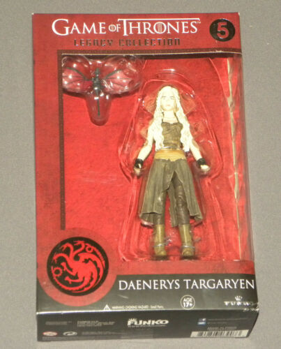 Daenerys Targaryen Game of Thrones Legacy Collection Action Figure Funko Dragon