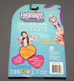 Fingerlings Mia Purple Baby Monkey Interactive Figure NEW