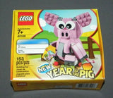 LEGO Year of the Pig 2019 NEW Promo Set 40186