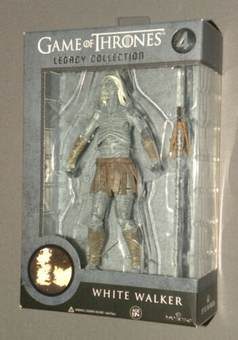 White Walker Game of Thrones Legacy Collection Action Figure Funko NEW