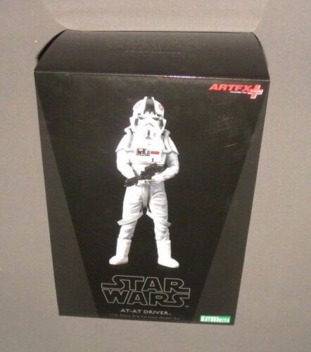 Star Wars AT-AT Driver Kotobukia ARTFX Statue Figure Model Kit