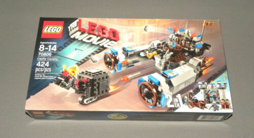 The Lego Movie Castle Cavalry Set 70806 Castle Gate Or Flying Machine Toysniper Com