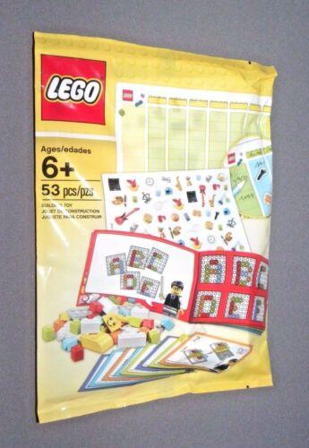 LEGO Build to Learn Educational Set 5004933 Polybag Promo NEW