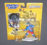 1998 NHL Starting Lineup Wayne Gretzky Action Figure NY Rangers NEW MOC