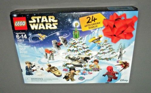 2018 LEGO Star Wars Advent Calendar 75213 Holiday Christmas Set NEW Sealed