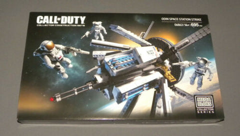 Call of Duty Odin Space Station Strike HALO Set 06863 Collector Construction