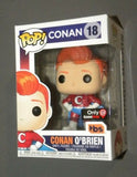 POP! Conan O'Brien Super Hero Gamestop Exclusive Figure 2018 NEW