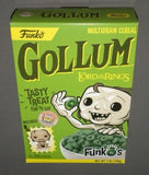 Funko POP! Gollum Cereal w Box Lunch Collectible Figure Lord of the Rings NEW