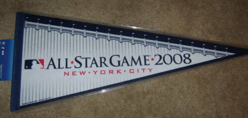 1 NY New York Yankees 2008 ASG All Star Game Pennant