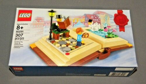 LEGO Creative Storybook 40291 Hans Christian Anderson Limited Edition NEW