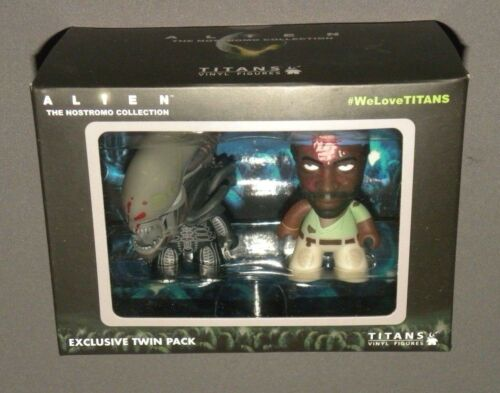 Alien Big Chap & Parker Titans Vinyl Nostromo Collection 2 Figure Set Twin Pack