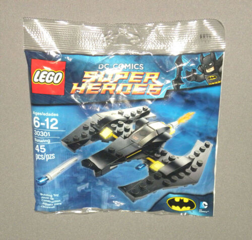 LEGO Set DC Universe Batman Batwing set 30301 Super Heroes Polybagged NEW