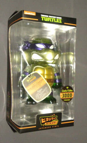 Funko Premium Quality Vinyl Figure Donatello Hikari TMNT Limited Edition NEW