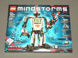 LEGO Mindstorms EV3 Robotics Construction System 31313 Robot Set w Bluetooth NEW