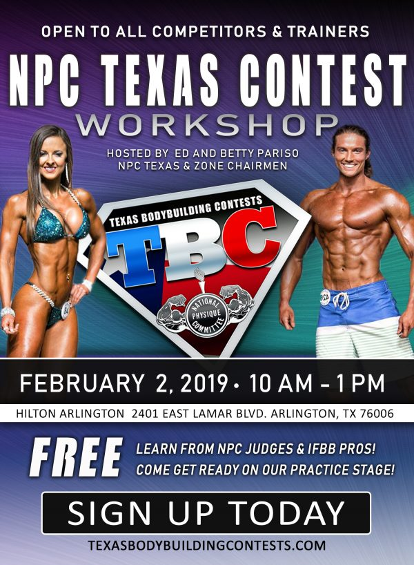 FREE NPC Workshop! February 2, 2019