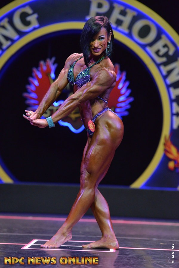 IFBB Women's Physique Pro Jodi Miller's Posing Clinic March 18th