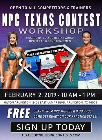 NPC Texas FREE Workshop