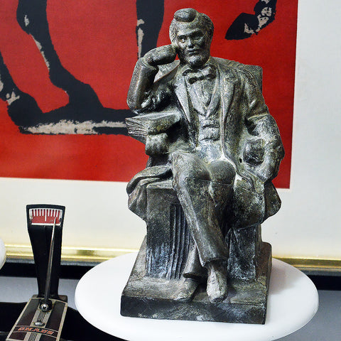 abraham lincoln bookend