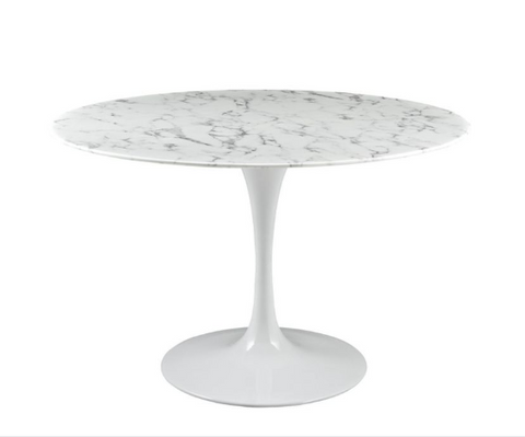 Modway Lippa Marble Dining Table