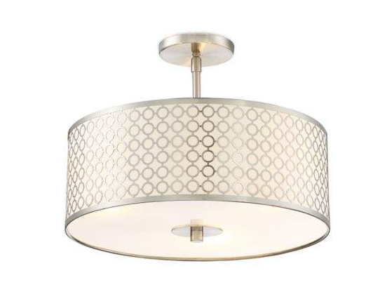 George Kovacs Dots 3-Light Ceiling Fixture