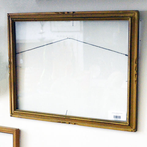 antique gilt wood frame - You & Yours Fine Vintage