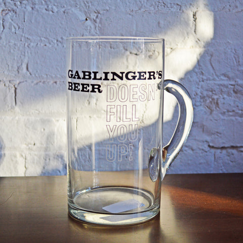 gablinger's beer pitcher - You & Yours Fine Vintage